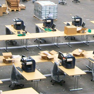 Election Furniture Hire Uk Rental