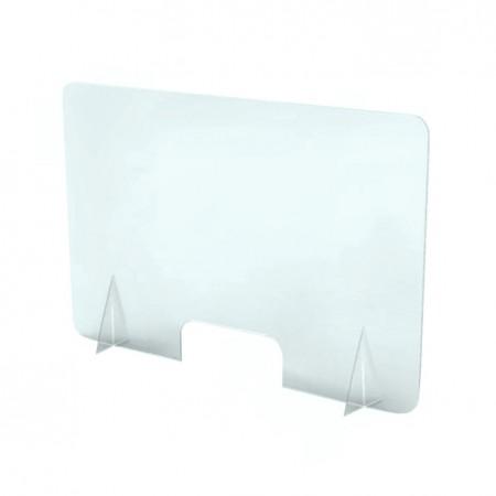 1000 X 700 Freestanding Desktop Counter Covid Screen Hire Uk London 2 Uk