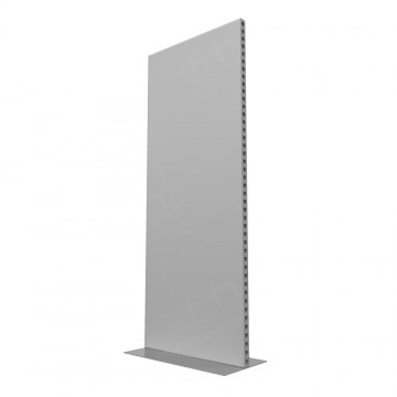 1m Lightweight Portable Aluminium Partition