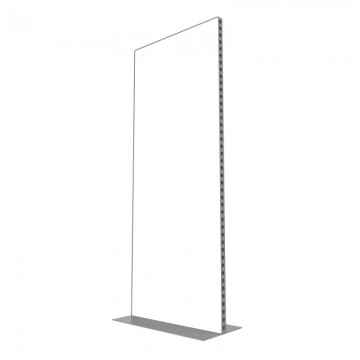 992 X 2418 Freestanding Covid Screen White Uk