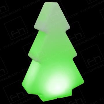 200cm Green Illuminated Tree