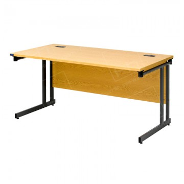 1500mm Folding Leg Straight Desk