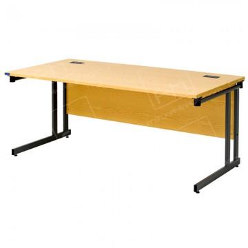 1800mm Folding Leg Straight Desk