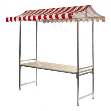 2m Folding Market Stand