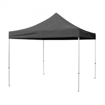 Black Gazebo Hire