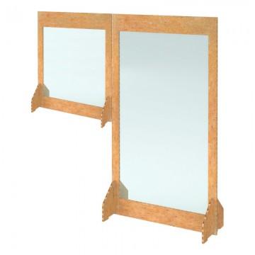 Covid Screen Desk Solution Natural