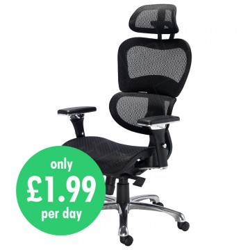 Hadlow High Back Office Chair Daily