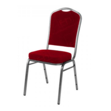 Gold Red Cheltenham Chair Fhuk