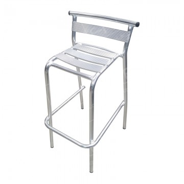 Stacking Aluminium Bar Stool 2020
