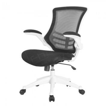 White Mesh Operator Chair