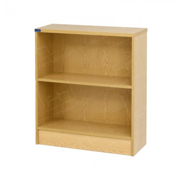 Wooden Bookcase With 1 Shelf