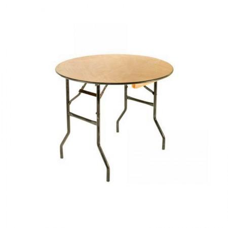 3ft Circular Banqueting Table2