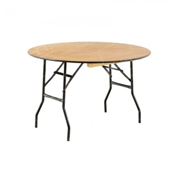 1220mm Circular Banqueting Table
