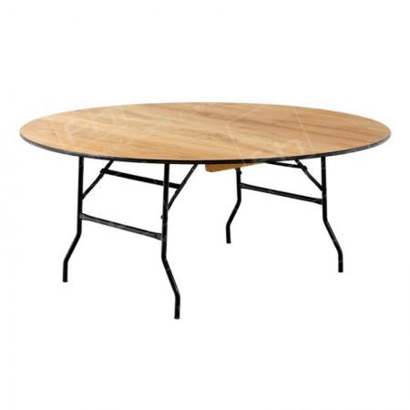1680mm Circular Banqueting Table