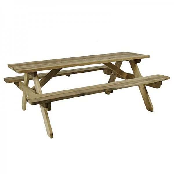 6-8 Seater Picnic Table