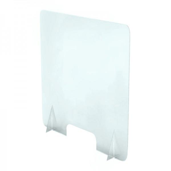 700 x 900 Freestanding Covid Screen - Windowed