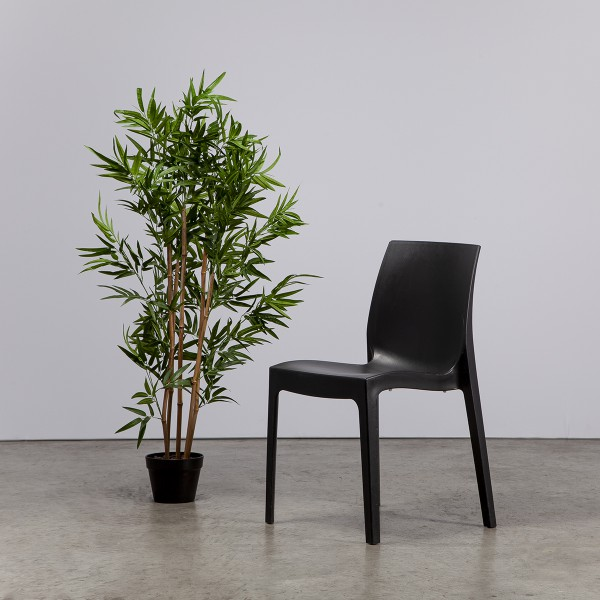 Black Siena Chair
