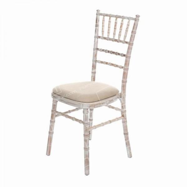 Limewash Chiavari Chair (Tiffany Style)