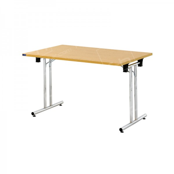 1200 x 600mm Light Oak Modular Table