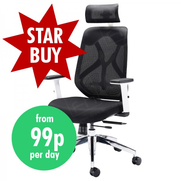 Sutton High Back Office Chair