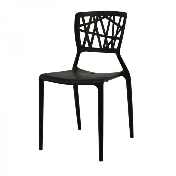 Webb Chair Black