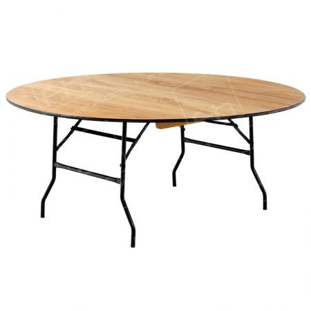 1830mm Circular Banqueting Table