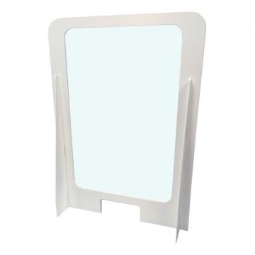800 X 1100 Freestanding Sneeze Screen Windowed2