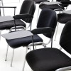 Black Lecture Chair 2