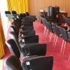 Black Lecture Chair 12