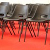 Black Polyprop Chair 6
