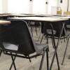Black Polyprop Chair 4