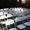 White Folding Chair 7