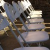 White Folding Chair 11