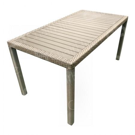 Ascot Rattan Table