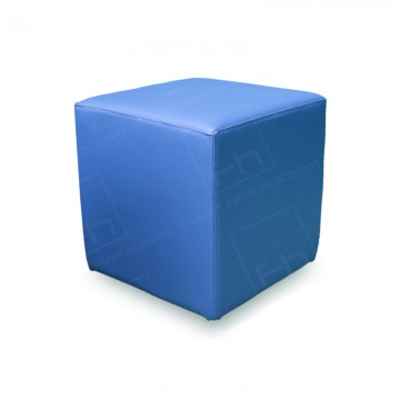 Blue Cube Seating