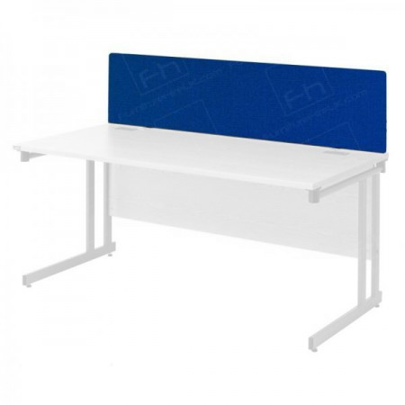 Blue Desktop Screen Hire 1800mm Uk
