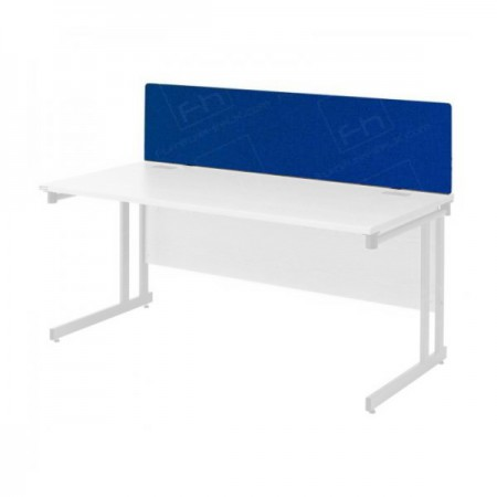 Blue Desktop Screen Hire 1600mm Uk