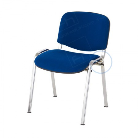 Blue Stacking Chair Hire With Loops