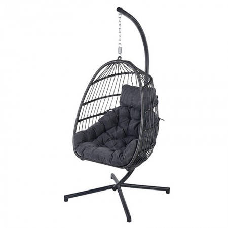 Folding Hanging Cocoon Chair Hire