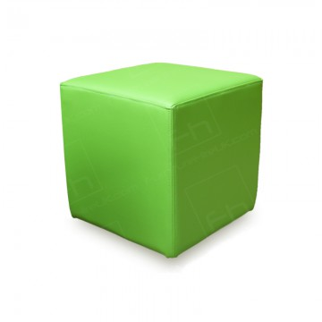 Green Cube Seating