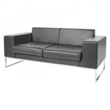 Lay Sofa Black