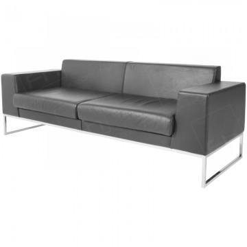Lay Sofa Large Black