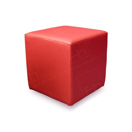 Red Cube Seating