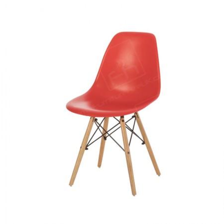 Red Esme Chair