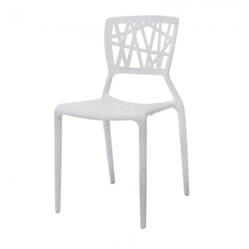 Webb Chair White
