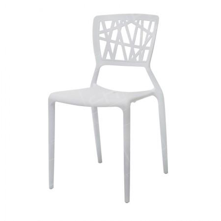Webb Chair White