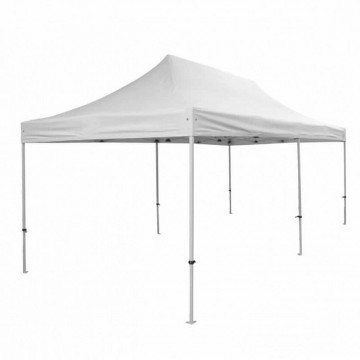 White Popup Marquee 6x3m