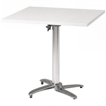 White Square Bistro Table Hire
