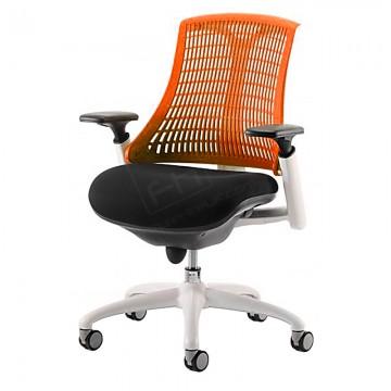 Wickford Task Operator Chair Orange