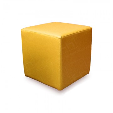 Yellow Cube Seating